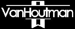 VanHoutman-Logo-Wit-Klein